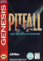 Sega Genesis - Pitfall