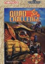 Sega Genesis - Quad  Challenge