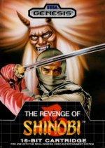 Sega Genesis - Revenge of Shinobi
