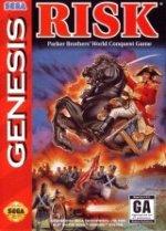 Sega Genesis - Risk
