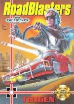 Sega Genesis - Roadblasters