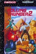 Sega Genesis - Rolling Thunder 2