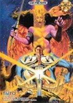 Sega Genesis - Saint Sword