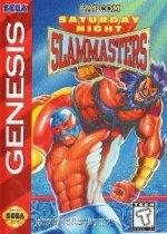 Sega Genesis - Saturday Night Slam Masters