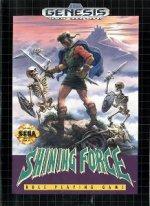 Sega Genesis - Shining Force