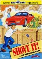 Sega Genesis - Shove It