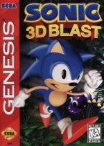 Sega Genesis - Sonic 3D Blast