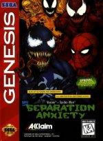 Sega Genesis - Spiderman and Venom - Separation Anxiety