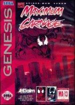 Sega Genesis - Spiderman and Venom - Maximum Carnage