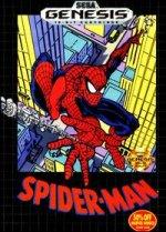 Sega Genesis - Spiderman