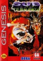 Sega Genesis - Sub Terrania