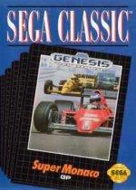 Sega Genesis - Super Monaco GP