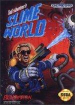 Sega Genesis - Todds Adventures in Slime World