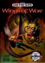 Sega Genesis - Wings of Wor