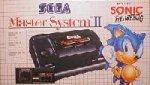 Sega Master System - Sega Master System 2 Sonic Console Boxed