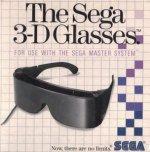 Sega Master System - Sega Master System 3D Glasses Boxed