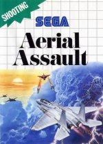 Sega Master System - Aerial Assault