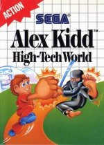 Sega Master System - Alex Kidd in High Tech World