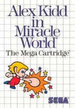 Sega Master System - Alex Kidd in Miracle World
