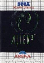 Sega Master System - Alien 3