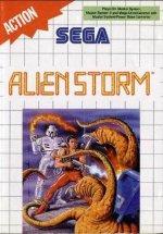 Sega Master System - Alien Storm