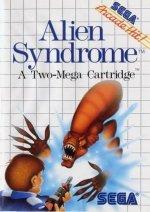 Sega Master System - Alien Syndrome