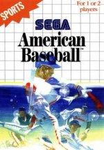 Sega Master System - American Baseball