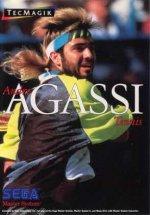 Sega Master System - Andre Agassi Tennis