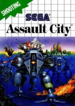 Sega Master System - Assault City