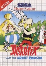 Sega Master System - Asterix and the Great Rescue