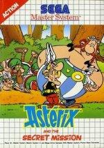 Sega Master System - Asterix and the Secret Mission