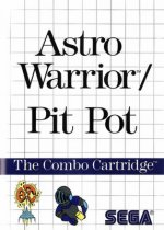 Sega Master System - Astro Warrior and Pit Pot