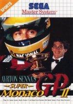 Sega Master System - Ayrton Sennas Super Monaco GP 2