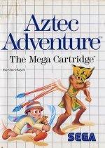 Sega Master System - Aztec Adventure