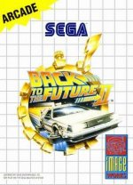 Sega Master System - Back to the Future 2
