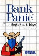 Sega Master System - Bank Panic
