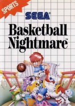 Sega Master System - Basketball Nightmare