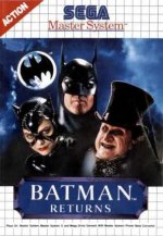 Sega Master System - Batman Returns