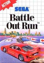 Sega Master System - Battle Outrun