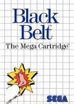 Sega Master System - Black Belt