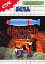 Sega Master System - Bonanza Brothers