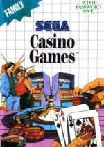 Sega Master System - Casino Games