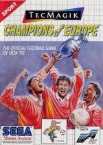 Sega Master System - Champions of Europe