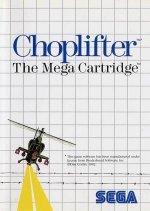 Sega Master System - Choplifter