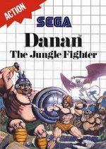 Sega Master System - Danan the Jungle Fighter