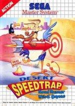 Sega Master System - Desert Speedtrap