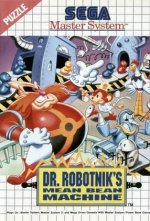 Sega Master System - Dr Robotniks Mean Bean Machine