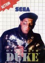 Sega Master System - Dynamite Duke