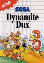 Sega Master System - Dynamite Dux