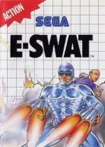 Sega Master System - E-SWAT - City Under Seige